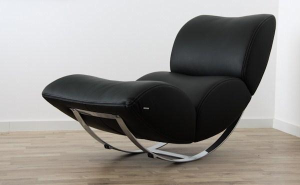Koinor Sessel & Hocker JETLAG  Leder Qualität C  Farbe  -> Ecksofa Leder Mit Hocker