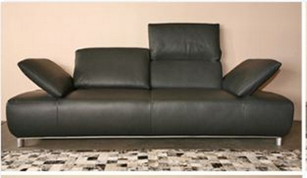 koinor sofa volare in leder c farbe nach wahl sofa 2 breite 200 cm. Black Bedroom Furniture Sets. Home Design Ideas