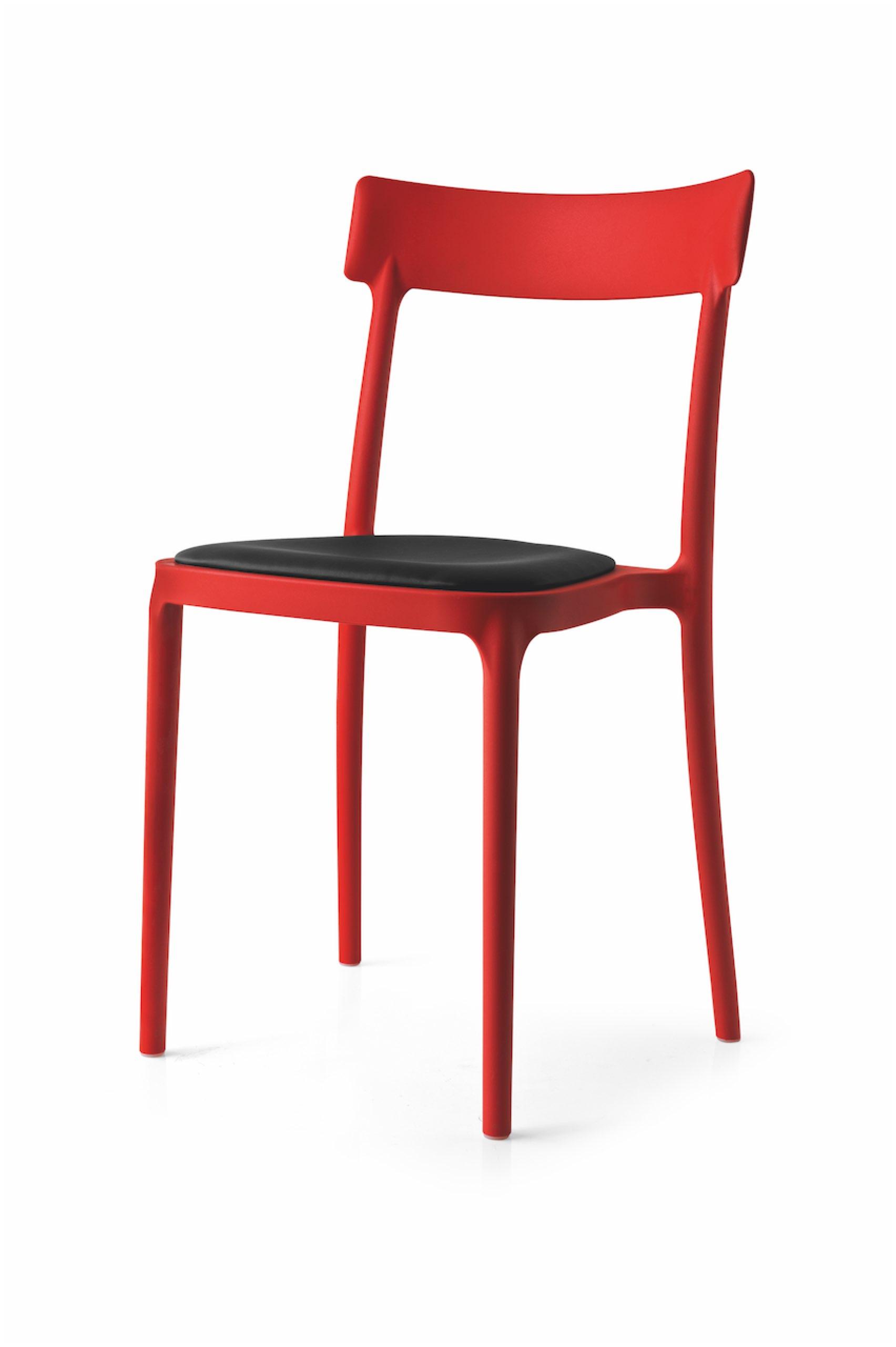 calligaris connubia stuhl argo cb1539 in vielen farben erh ltlich ebay. Black Bedroom Furniture Sets. Home Design Ideas